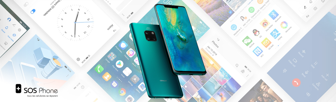 Huawei Mate 20 Pro: matérialisez vos rêves