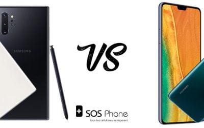 Samsung Galaxy Note 10 vs Huawei Mate 30 : quel est le téléphone tablette pour vous?